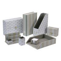 Andrei desk accessories from Harris & Jones - furnish.co.uk