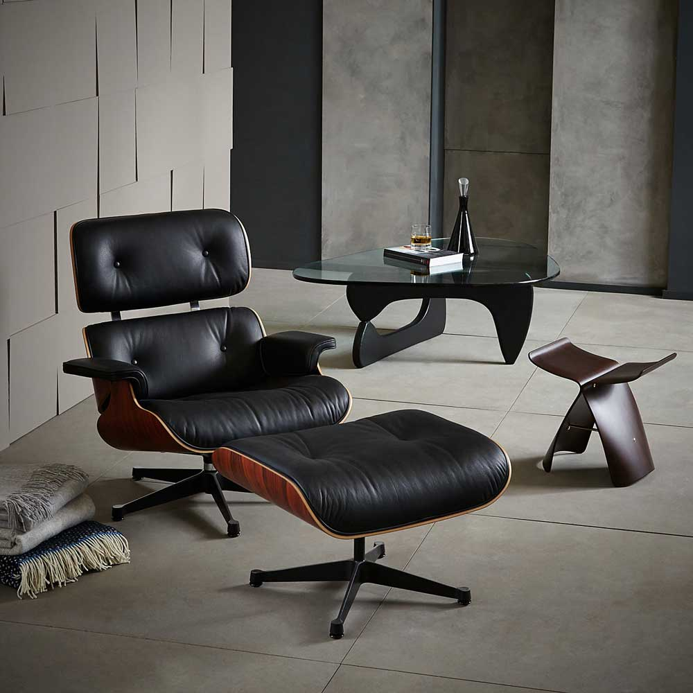 Eames Lounge Eames Lounge Chair Reproduction | Mid Century Modern