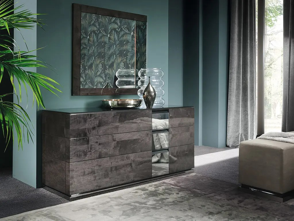 Alf Italia Heritage Dresser Furnitalia Contemporary Italian Furniture Showroom