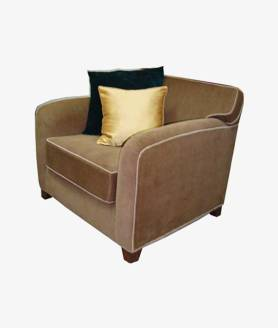 SINGLE SEATER SOFA (CLUB SOFA) – SF-1S-07