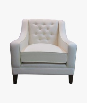 SINGLE SEATER SOFA (DELPHINA) SF-1S-09