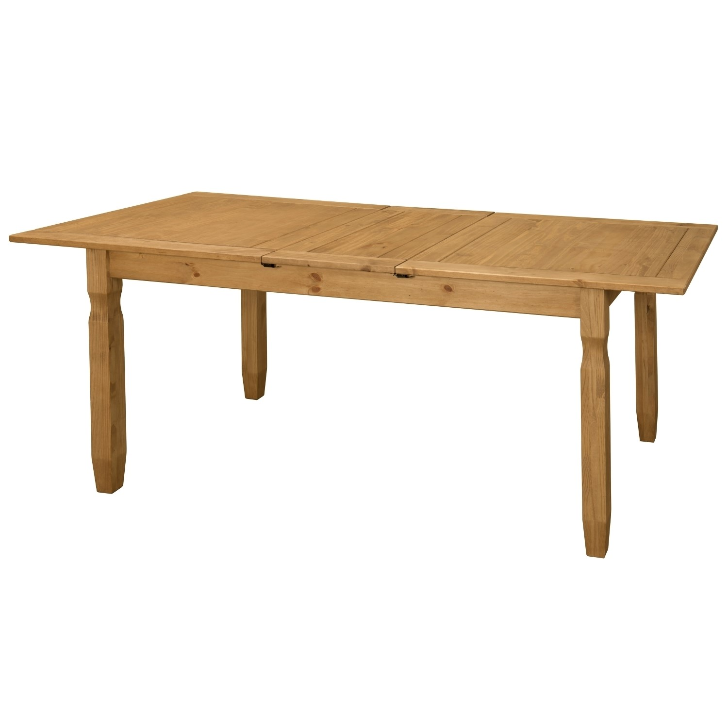 Esstisch Pinie Massiv Ausziehbar Corona Mexican Solid Pine Extendable Dining Table Set With