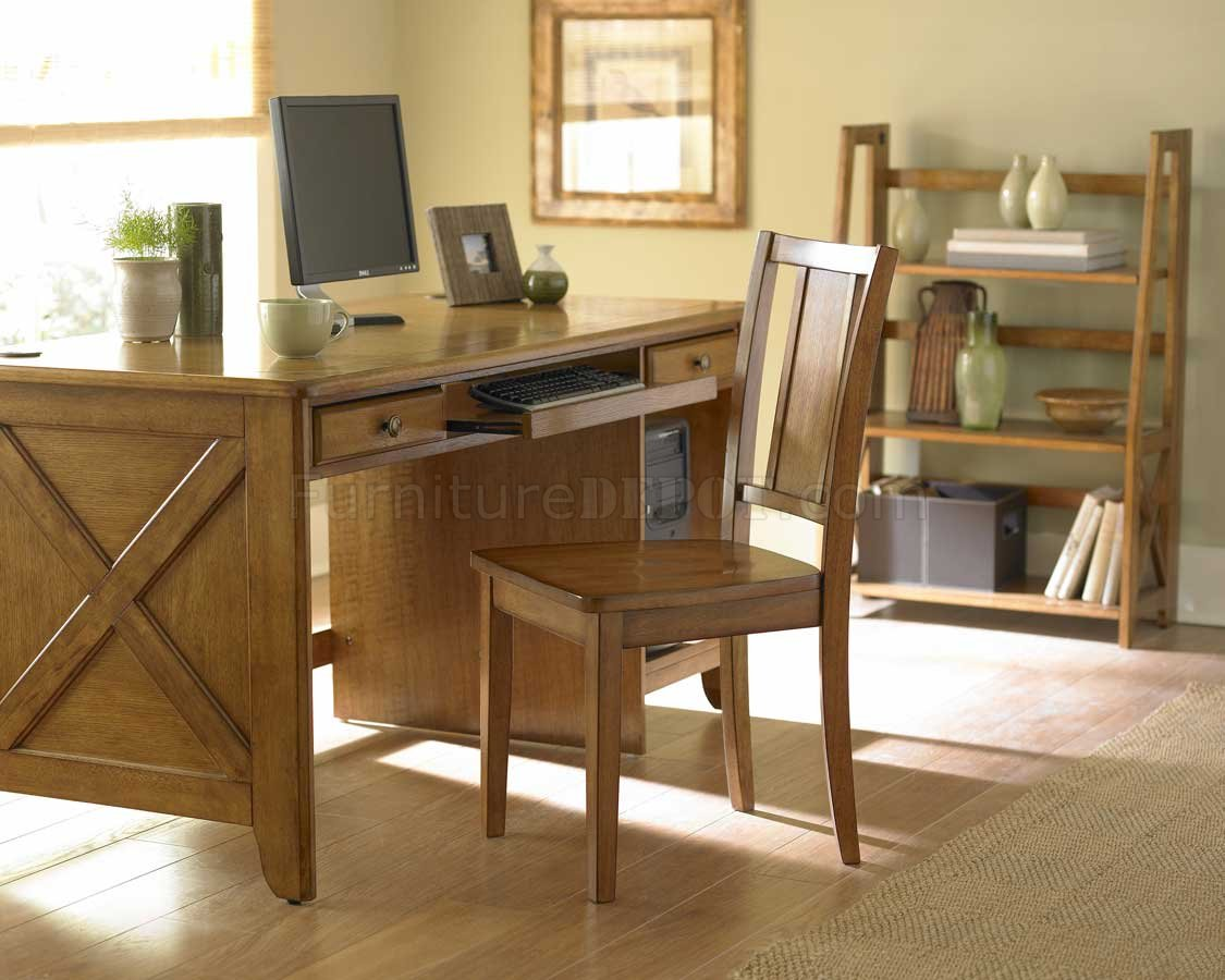 Matching Office Desk Accessories Britanica Writing Desk In Oak W Keyboard Tray And Drawers