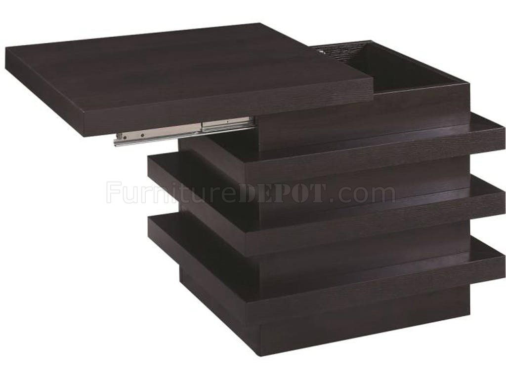 Tv Hidden In Coffee Table 721198 Coffee Table 3pc Set By Coaster W Hidden Storage Top