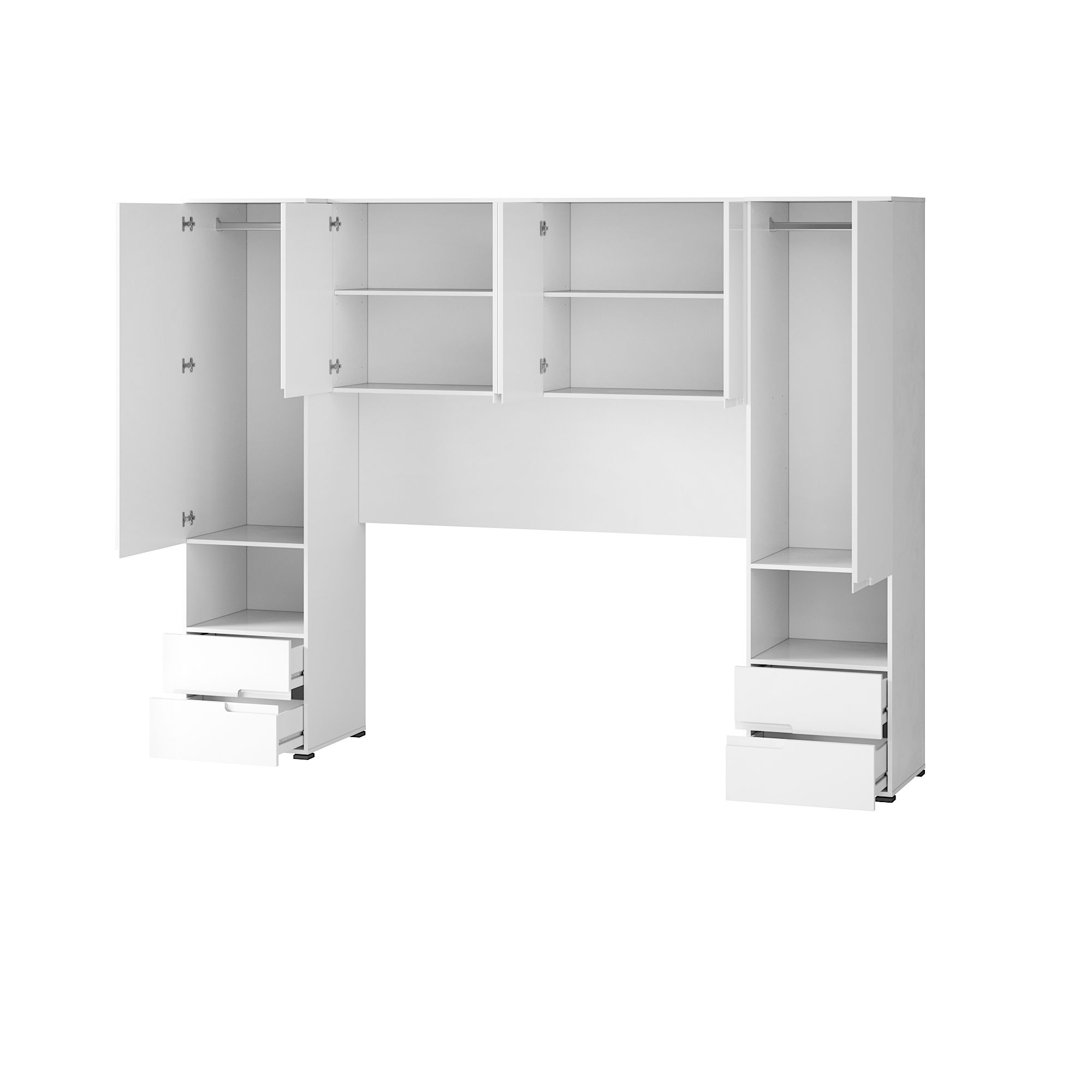 Over Bed Storage Unit Over Bed Wardrobes And Overbed Stoarge Units Sale At