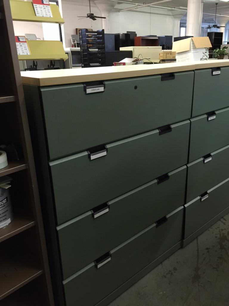 Used Office Furniture Melbourne Used Office File Cabinets 4 Drawer Lateral Size File Cabinet By