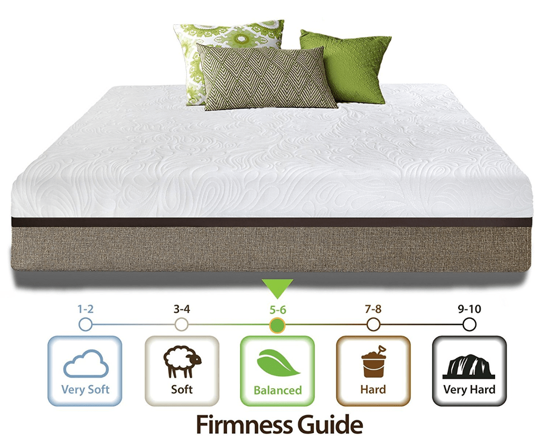 Memory Foam Mattress Too Firm Cool Gel Memory Foam Mattress Furniture For Bedroom