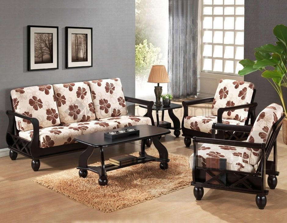Modern Sala Set For Sale Philippines Yg311 Wooden Sofa Set | Home & Office Furniture Philippines