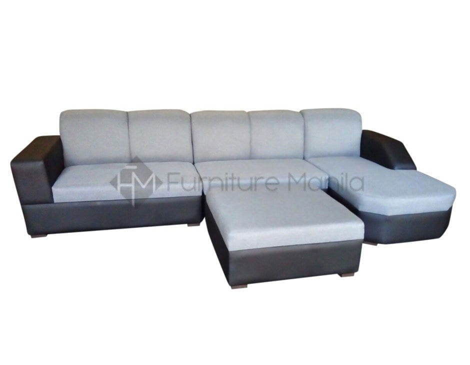Sofa Manila Philippines Em197 L-shaped Sofa – Furniture Manila Philippines