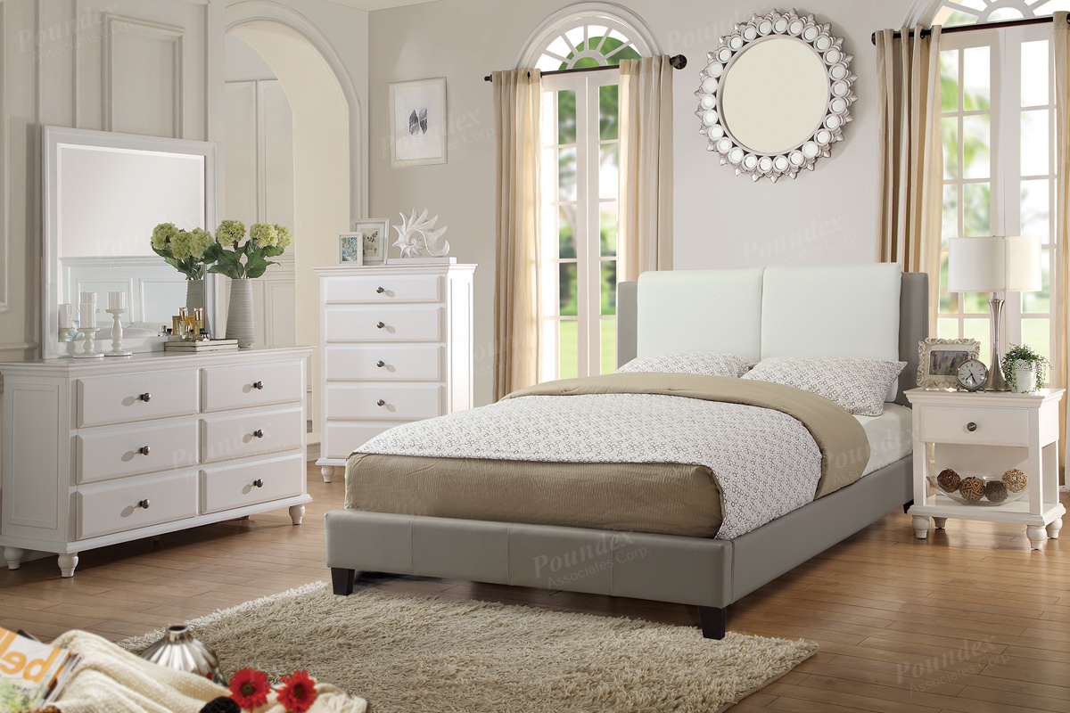 Queen Bed Frame F9337 Queen Bed Frame