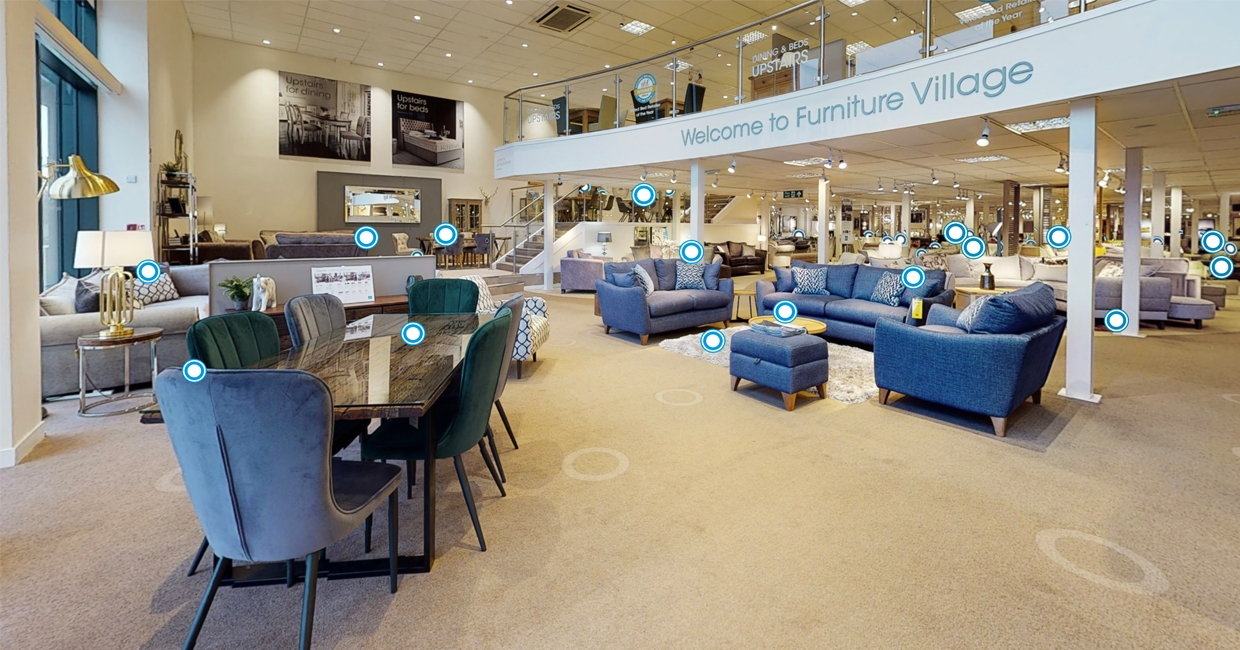 Furniture Village Introduces Virtual In Store Shopping Furniture News Magazine