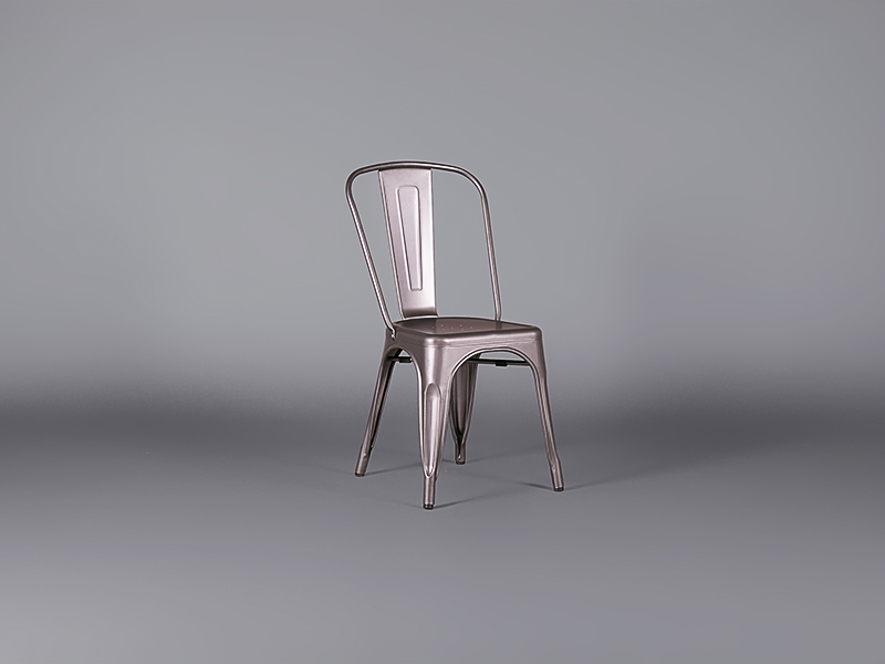Industrial Chair Gunmetal Grey Chairs Furniture On