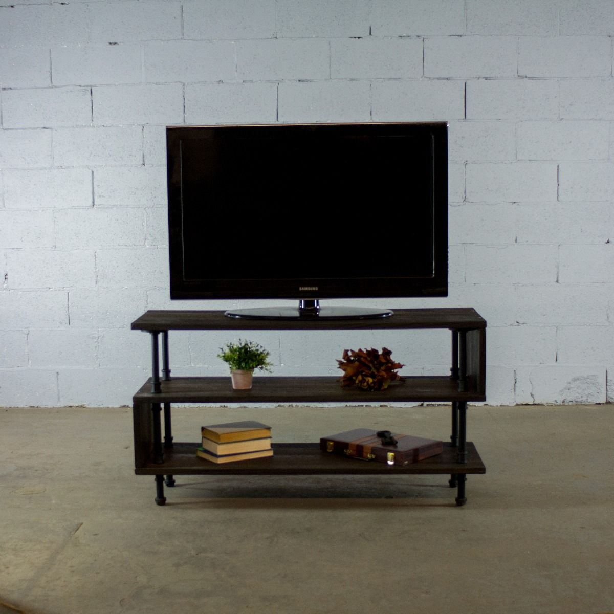 Tucson Industrial Tv Stand