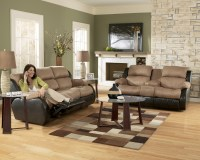 Ashley Furniture Presley 31501 Cocoa Living Room Set ...