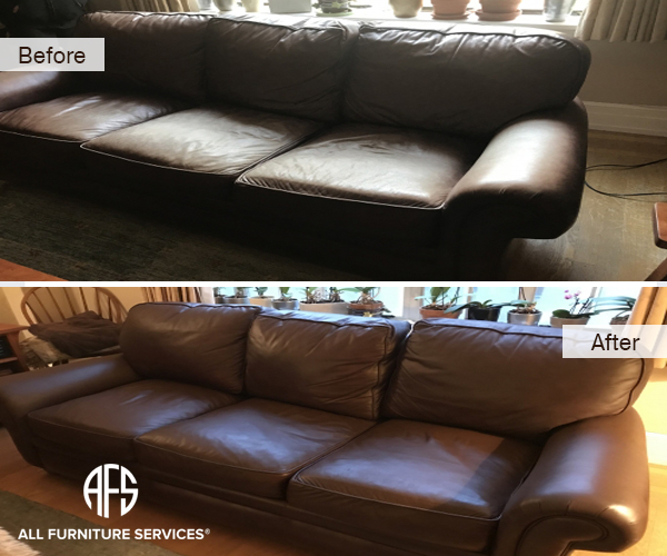 Gallery Before After Pictures All Furniture Services - Sofa Cushions Cleaning