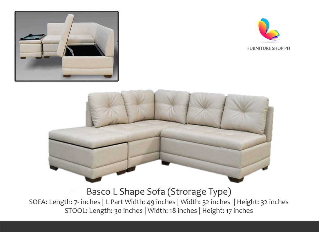 Types Of Sofa For Living Room L Shape Corner And Sectional Sofa For Sale Furniture Shop Ph
