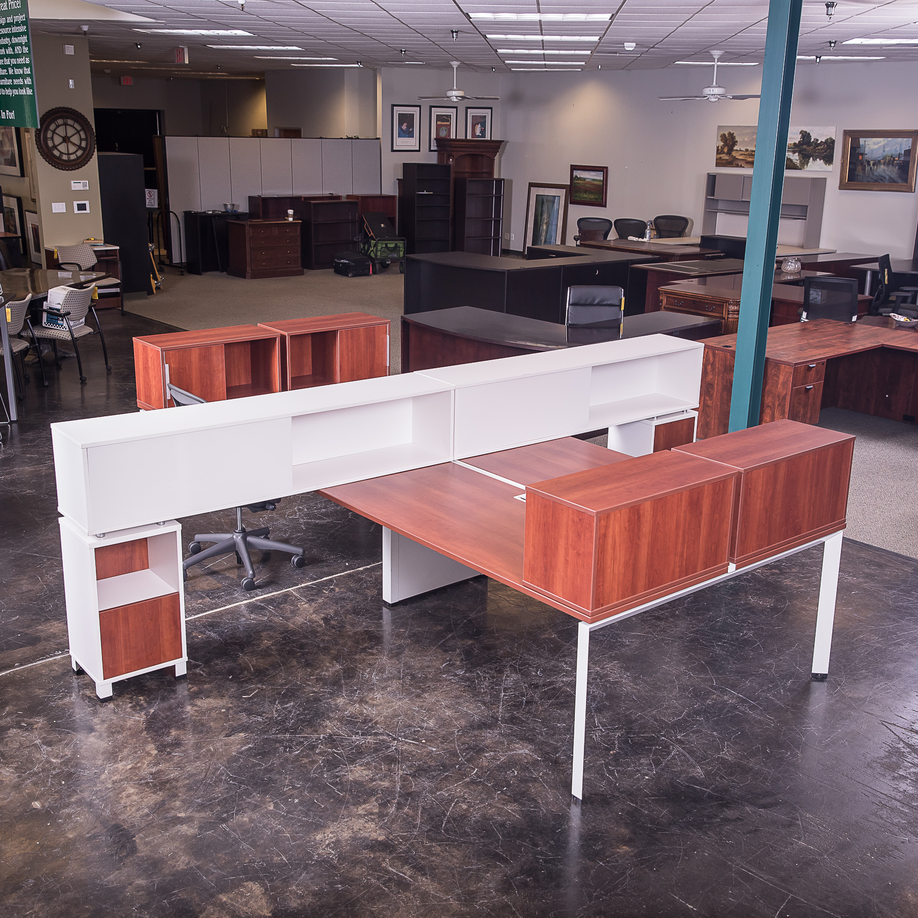 Workstation Furniture Friant Workstation