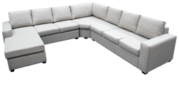 custom made modular chaise lounge, narellan modular chaise lounge, furniture