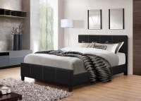 Black Platform Style Bed | Kid's Beds