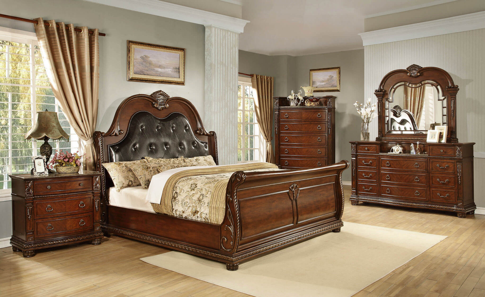 Arte De Mexico Beds Palace Marble Top Bedroom Set Bedroom Furniture Sets