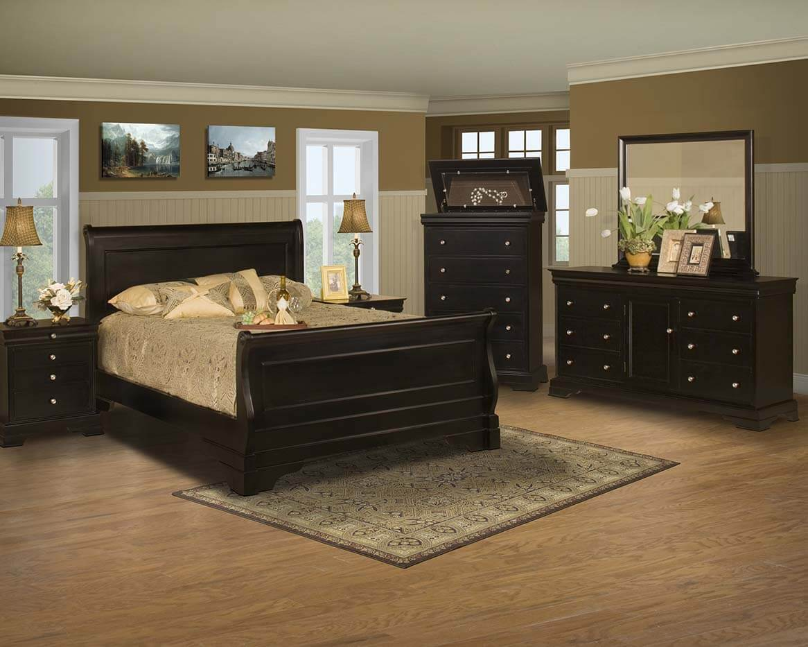 New Bedroom Set Bella Rose Black Bedroom Set By New Classic Furniture Discontinued