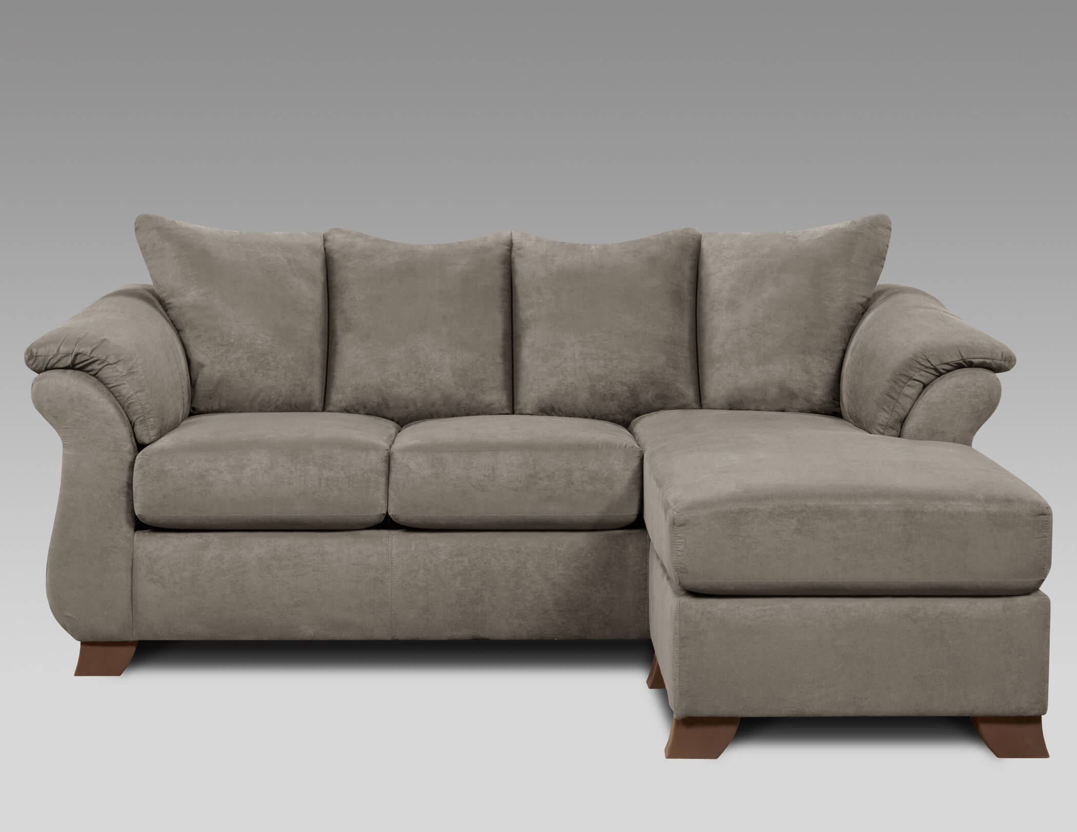 Sofa Set Grau Sensations Grey Sofa Chaise Sectional Sofa Sets