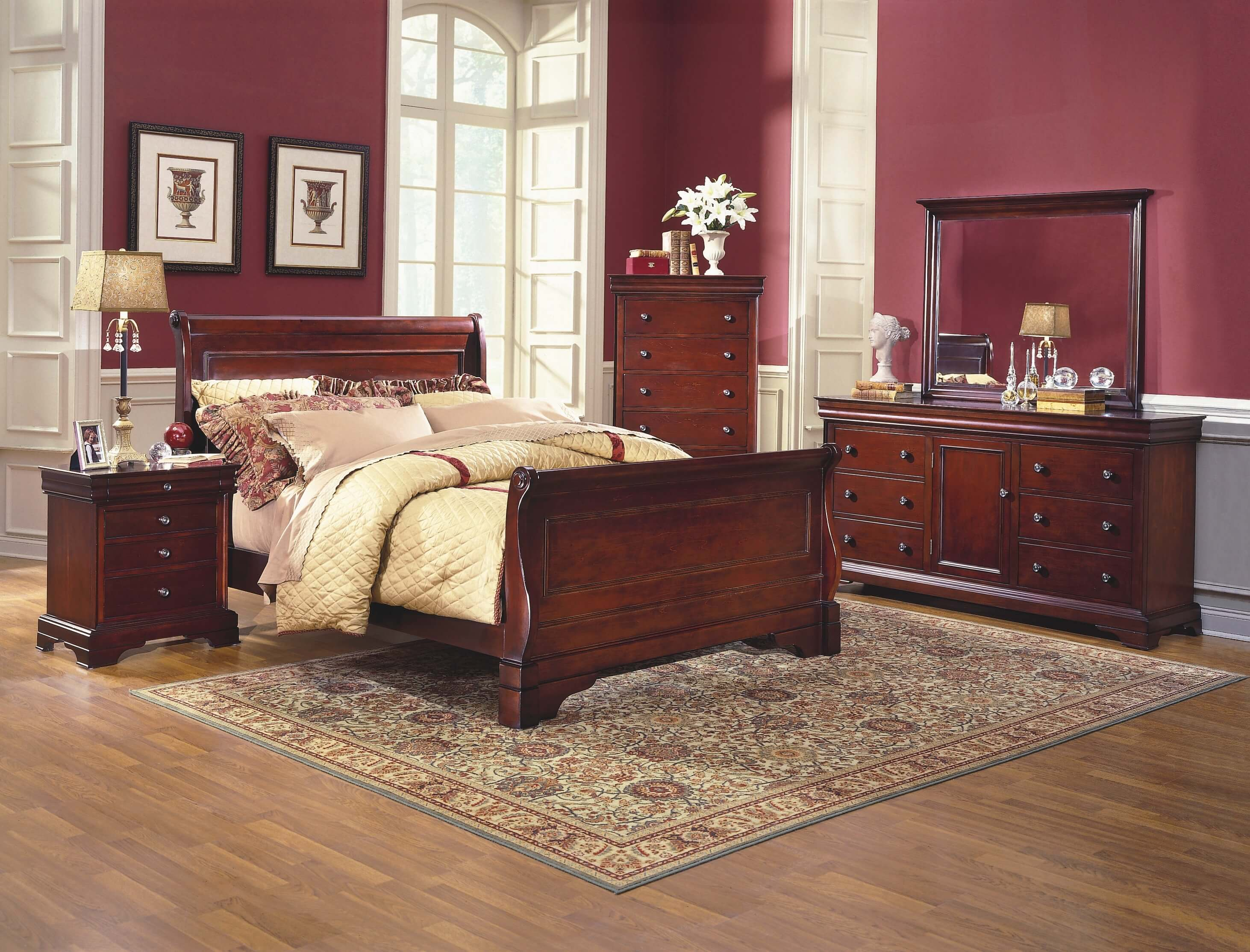 New Bedroom Set Versailles Bedroom Set By New Classic Furniture Discontinued