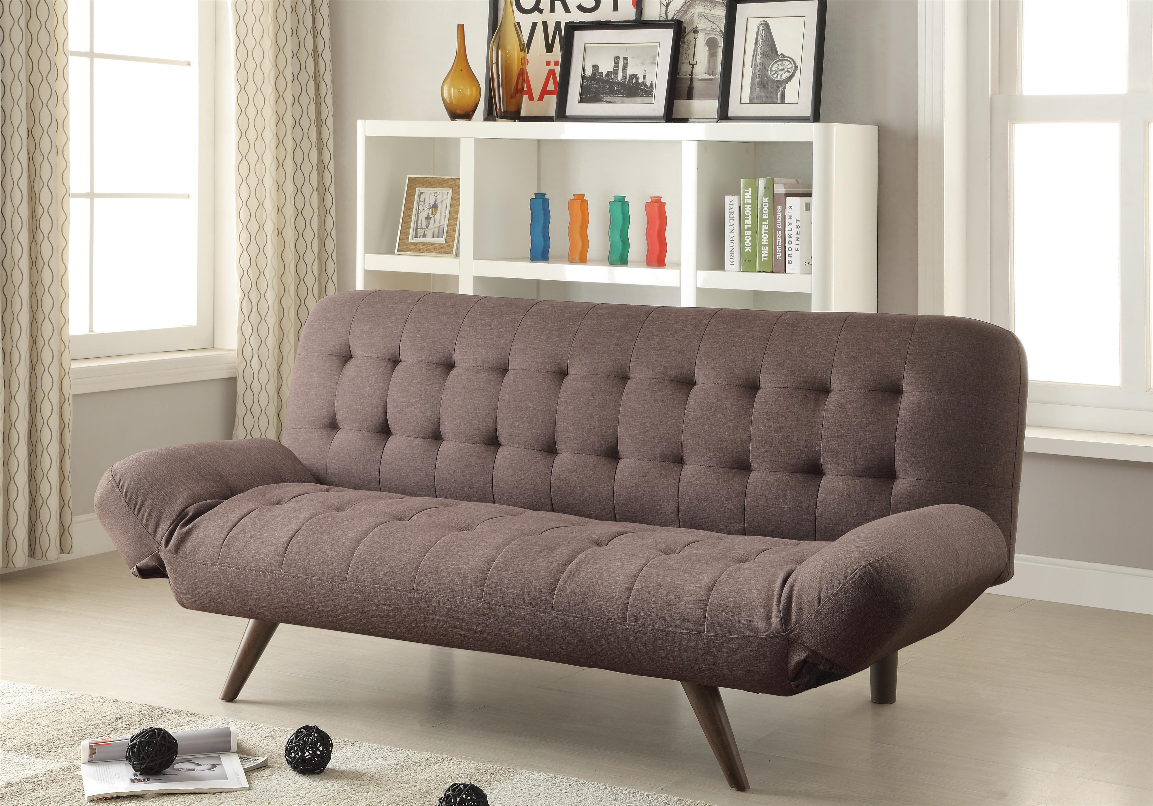 Sofa Cushions Are Flat Sofa Beds And Futons Retro Modern Sofa Bed With Tufting
