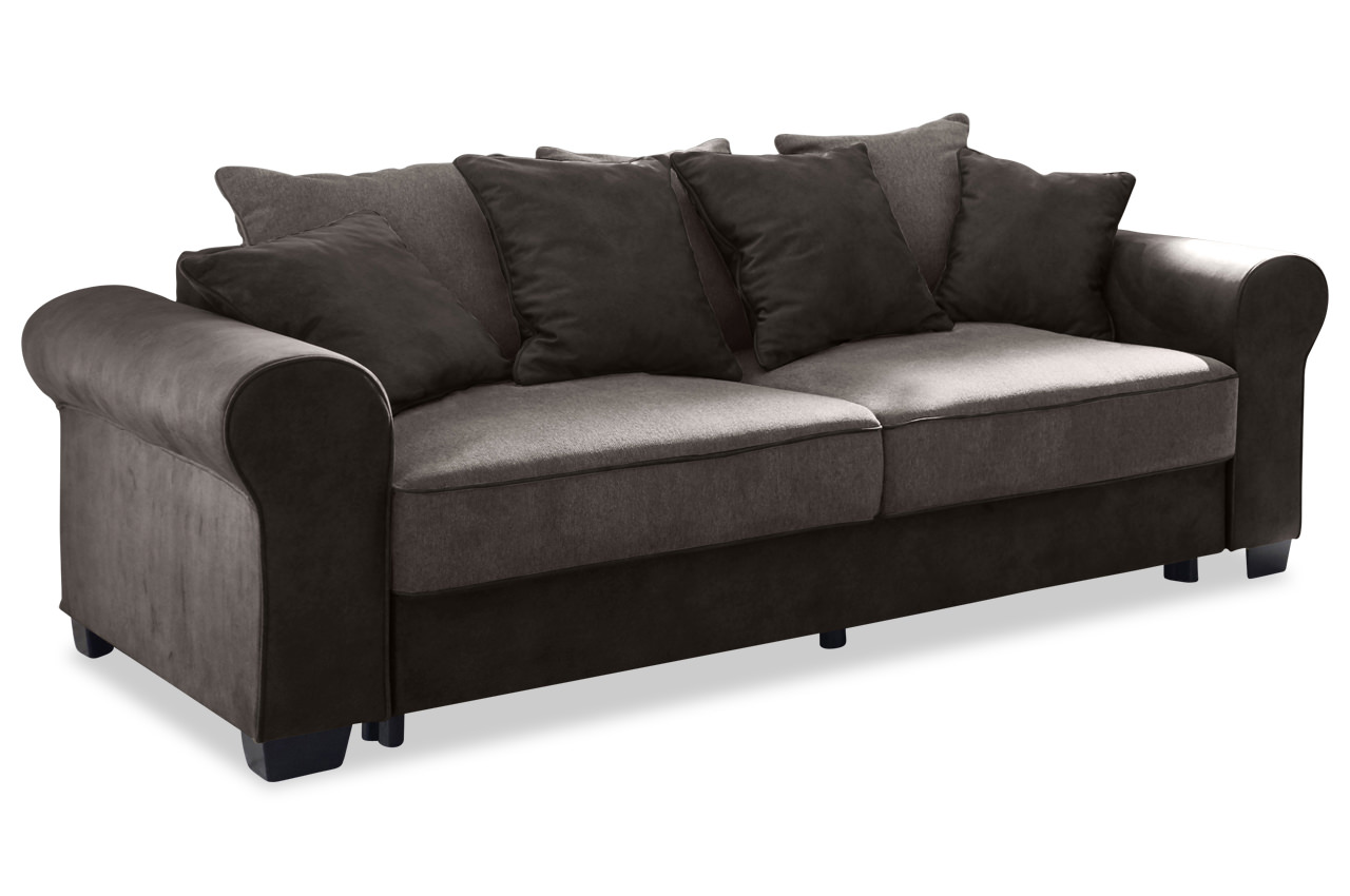 Black Red White 2er Sofa Aurelia Landhaus Boxspring Furnster De