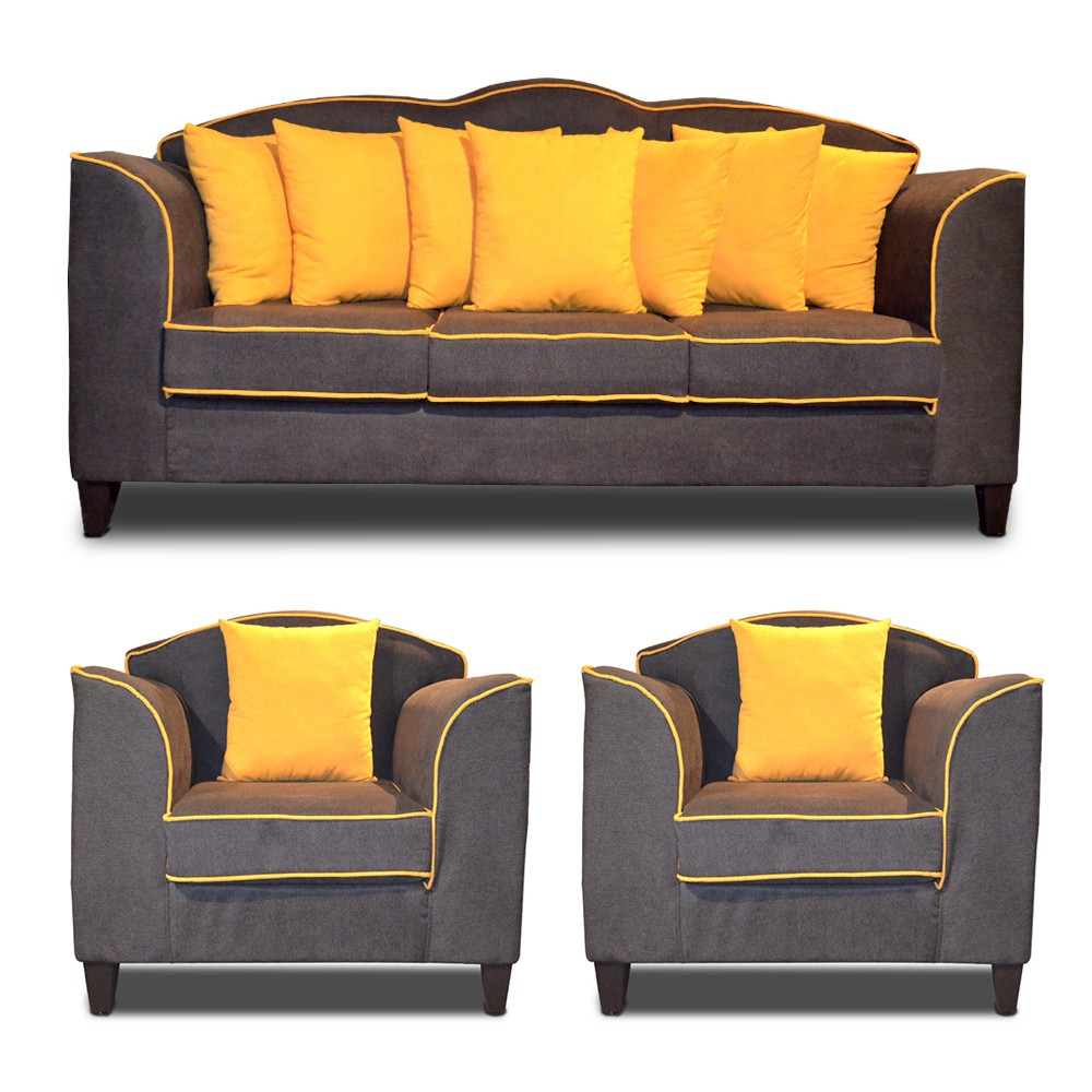 Yellow Sofa Online India Luxury Sofa Sets Showroom In Noida Buy Online In India Furnstyl