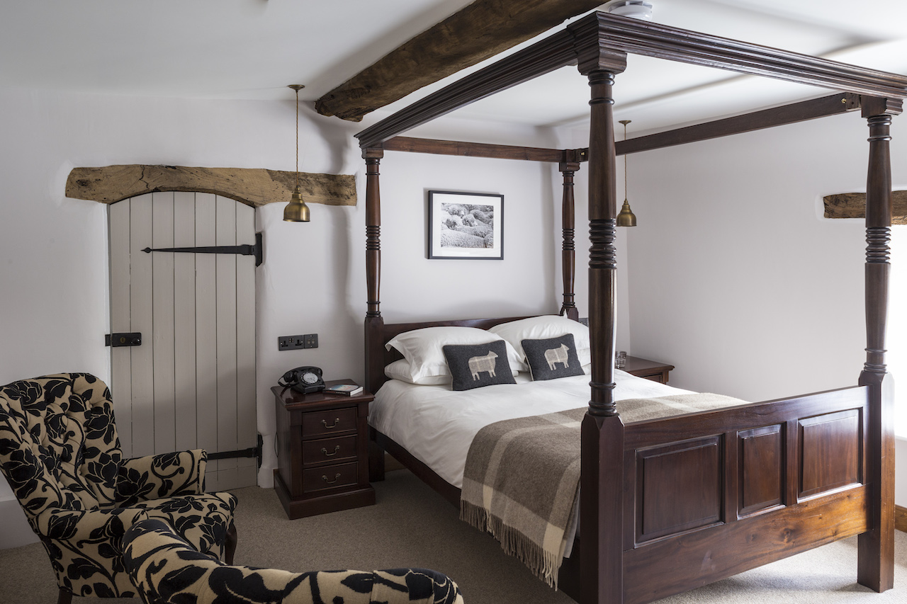Tudor Farmhouse Boutique Hotel Forest Of Dean Further Afield