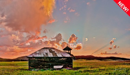 The Old Schoolhouse at Targhee Pass