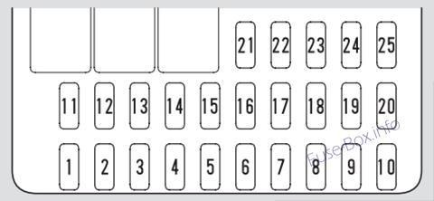 2006 rsx type s fuse box