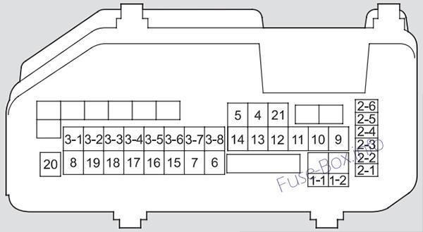 Tsx Fuse Box Location - Carbonvotemuditblog \u2022