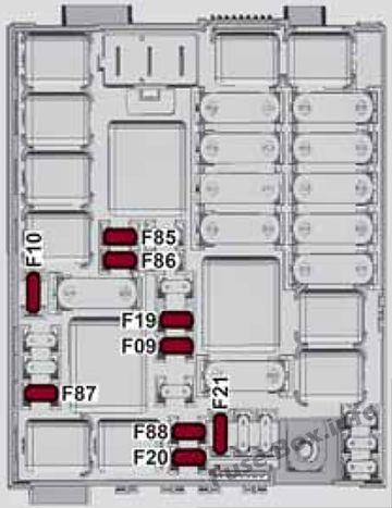 Alfa Romeo Fuse Box Location - Wiring Diagram Update