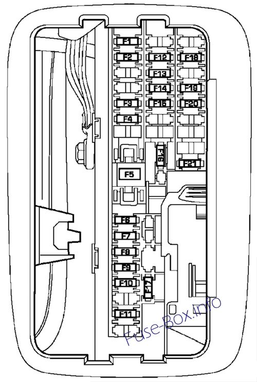 2003 Durango Fuse Box Diagram - Wwwcaseistore \u2022