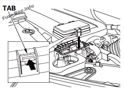 07 pilot fuse diagram