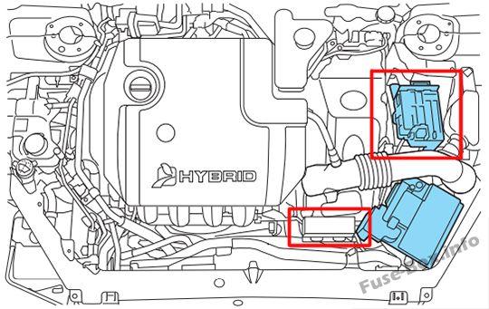 2011 mkz hybrid engine diagram