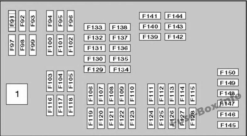 2018 bmw x5 fuse box diagram