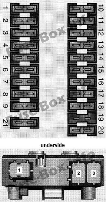Dodge Sprinter (2002-2006) \u003c Fuse Box diagram