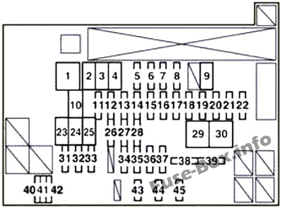 2014 lexus ct 200h fuse box diagram