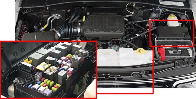 2011 Dodge Nitro Engine Diagram - Wwwcaseistore \u2022