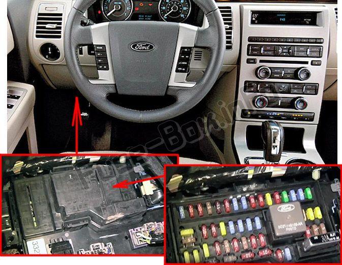 2010 ford flex fuse box | complia wiring diagrams - complia.ferbud.eu  ferbud