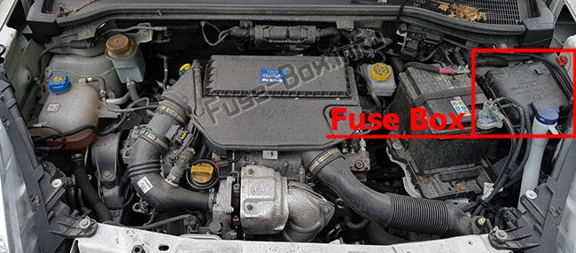 Opel/Vauxhall Combo D (2012-2018) \u003c Fuse Box diagram
