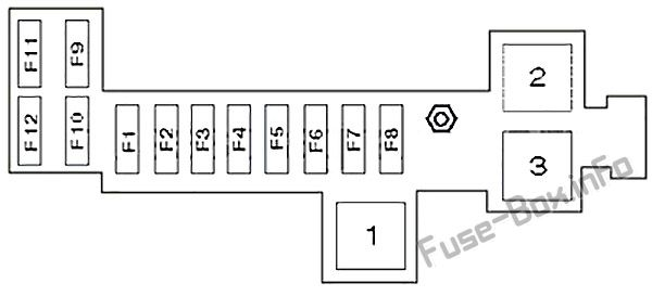renault clio 1 2 fuse box diagram