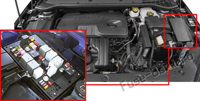 Buick Verano (2012-2017) \u003c Fuse Box diagram