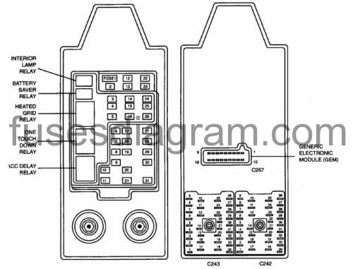 2002 jeep fuse box diagram