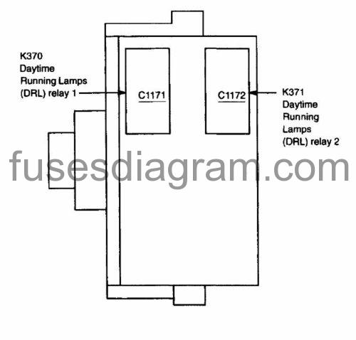 fuse diagram 2007 ford f150