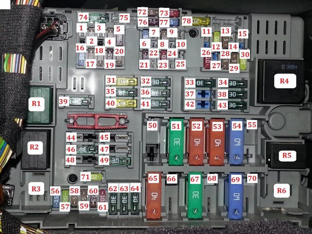 E31 Bmw Fuse Box Diagram Detailed Schematics Oakley Manual E30 Auto Electrical Wiring E53 Locations