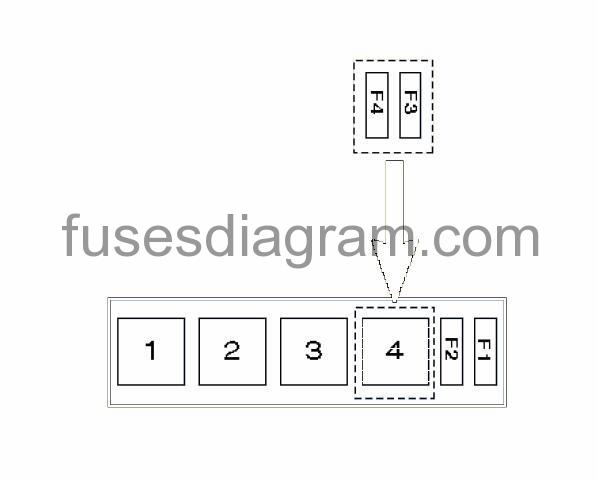 vauxhall corsa fuse box layout 1998